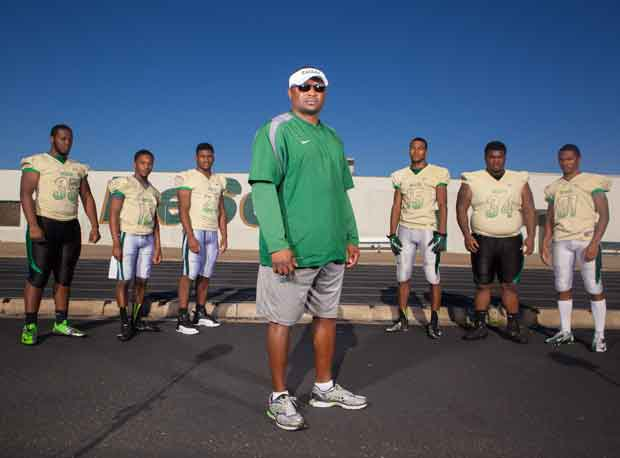 DeSoto is No. 2 in the Xcellent 25.
