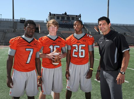 Hoover (Ala.) is one of the few teams to finish the football season undefeated.