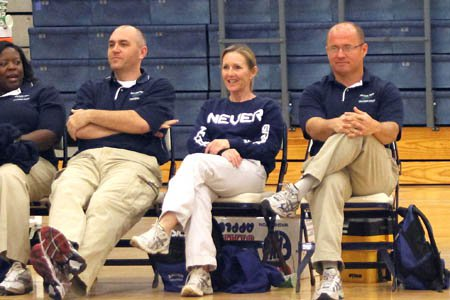 Coach Tim McHale, right, and his Xavier College Prep program have established dominance year in and year out in Arizona.