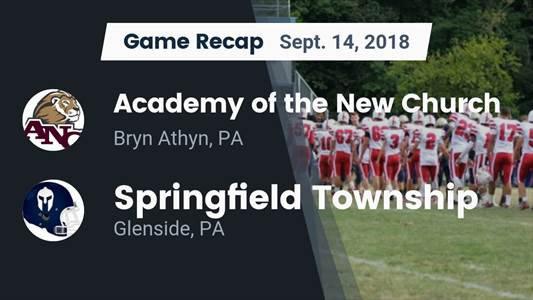 Springfield Township High School (Erdenheim, PA) Football