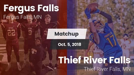 Football Game Recap: Thief River Falls vs. Fergus Falls