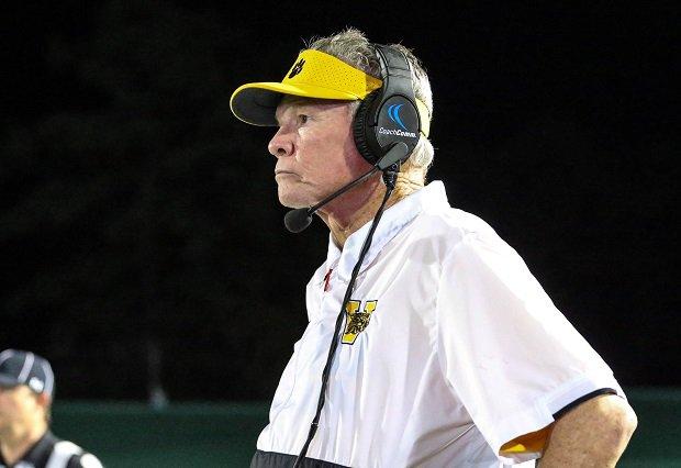 Former Valdosta coach Rush Propst