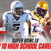 Super Bowl LV: Top 10 high school careers of Tampa Bay, Kansas City players thumbnail