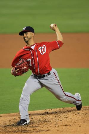 Gio Gonzalez, Washington Nationals