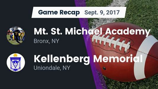 Football Game Preview: Mt. St. Michael Academy vs. Holy Cross