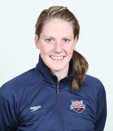 Expect to see Missy Franklin inthe 2012 London Olympic Games.