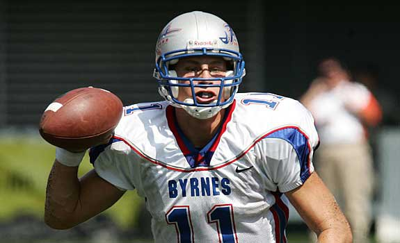 It was a historic season for Willy Korn and Byrnes in 2005, with a 777-140 scoring margin.