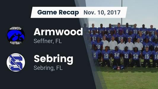 Football Game Preview: Armwood vs. Vanguard