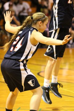 Asdourian looks forward to getting back tothe girls game after this season.