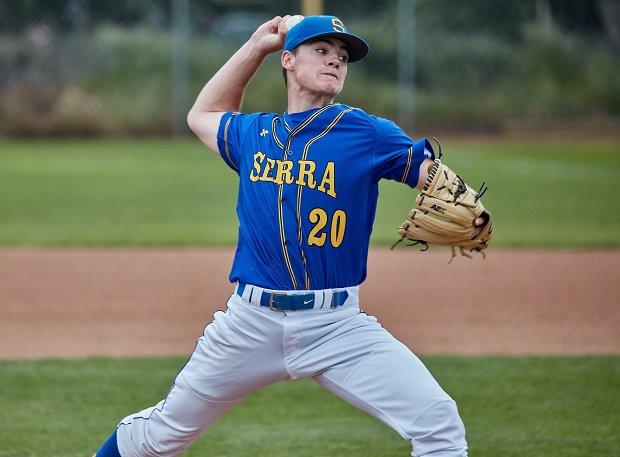 Mitchell Scott, Serra