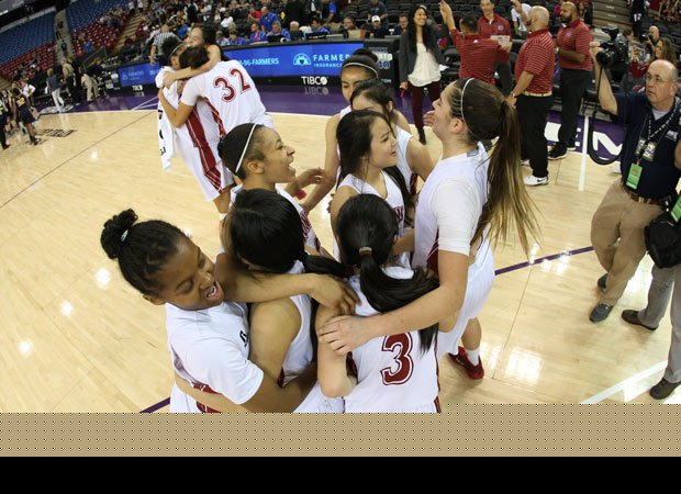 McClatchy celebrates its first Northern California title.