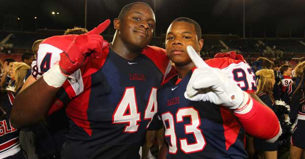 Allen is a heavy favorite to capture the Class 5A-I state title next weekend.