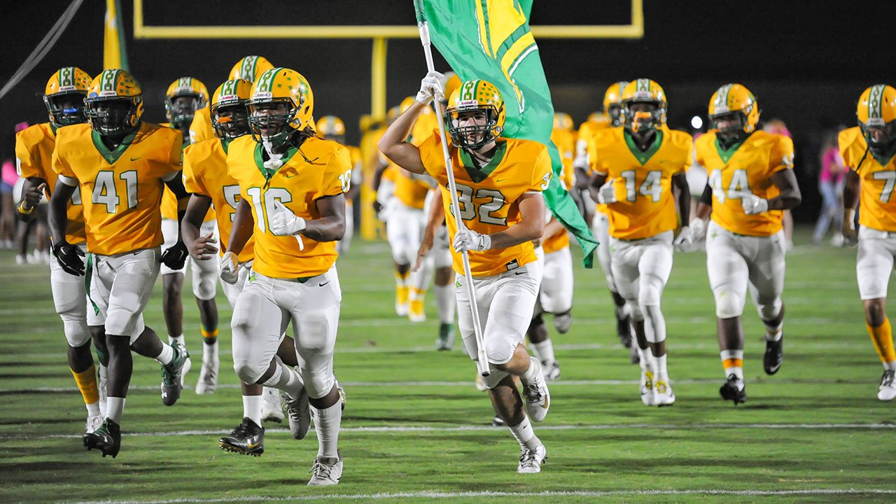North Carolina Top 25 high school football scores: No. 7 ... North Carolina Football Score