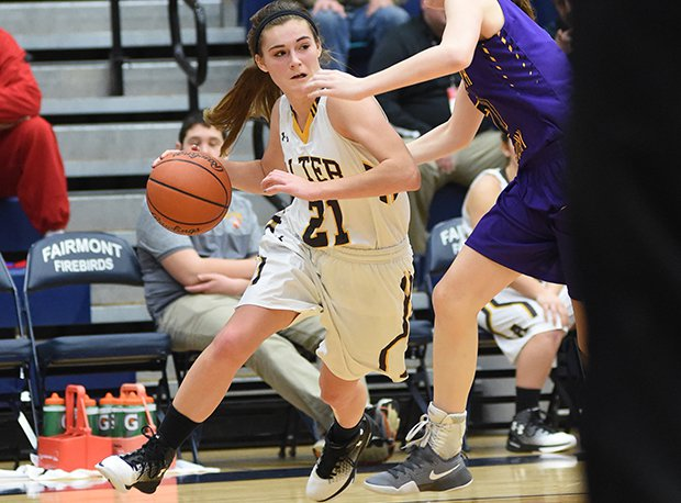 Alter's Libby Bazelak is headed to Duquesne.