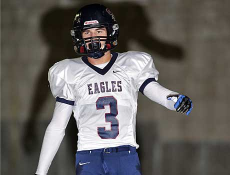 Ben Sukut had a performance for the ages against Southlands Christian.