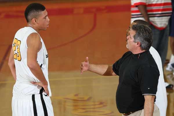 Bishop O'Dowd coach Doug Vierra said Ashley is receptive to all instruction.