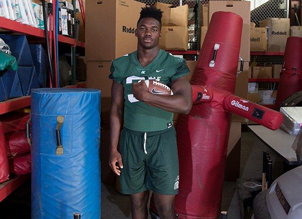 Linebacker Jhasi Wilson
