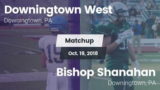 Football Game Recap: Downingtown West vs. Bishop Shanahan