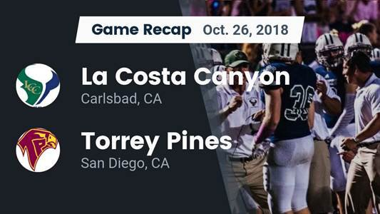 San Diego High School Football Rankings