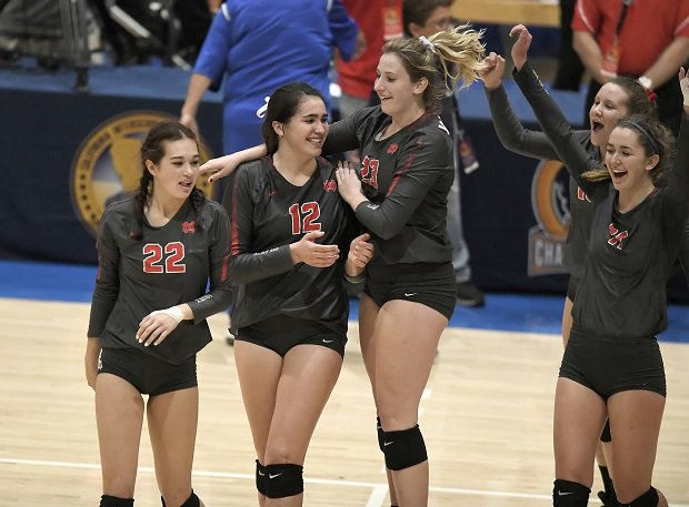Mater Dei finished No. 3 after winning the CIF Open Division title.