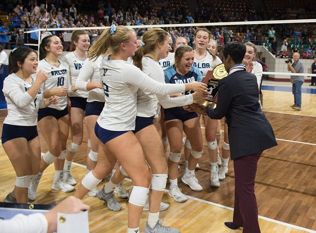 Valor Christian captured the Colorado 5A state title.