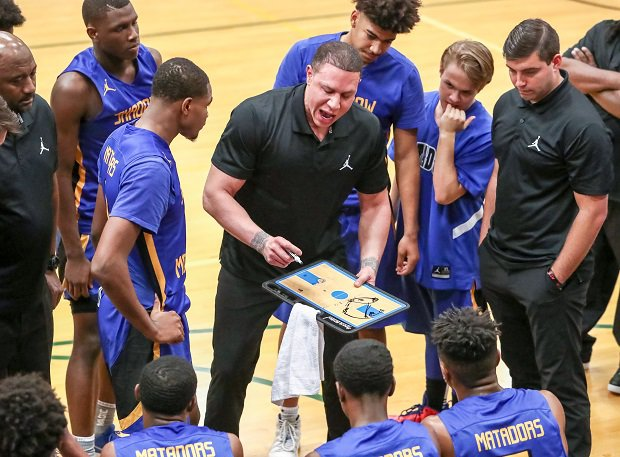 Shadow Mountain, led by former NBA player Mike Bibby, might be the most entertaining team in the country.