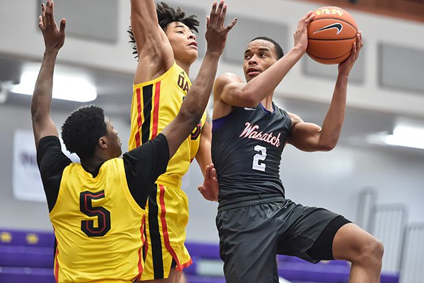 Kentucky signee Nolan Hickman has Wasatch Academy in position to earn a GEICO Nationals invite.