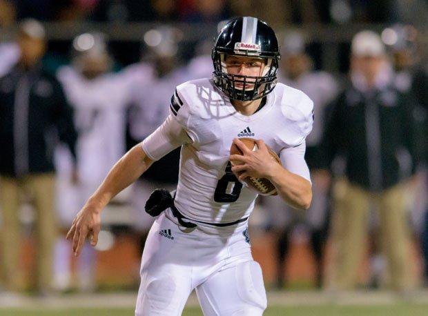 Wyatt Beagel, Steele quarterback