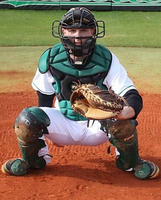Catcher Tanner Halstead