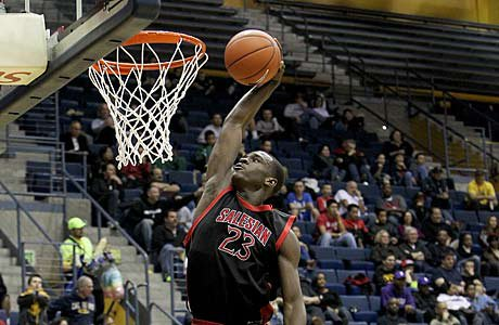 Jabari Bird and Salesian solidified their No. 1 ranking with a big win over Sheldon last weekend.