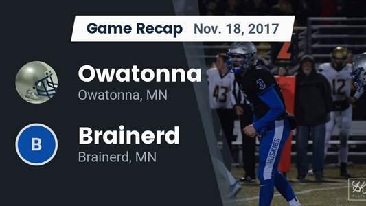 Minnesota High School Football Rankings