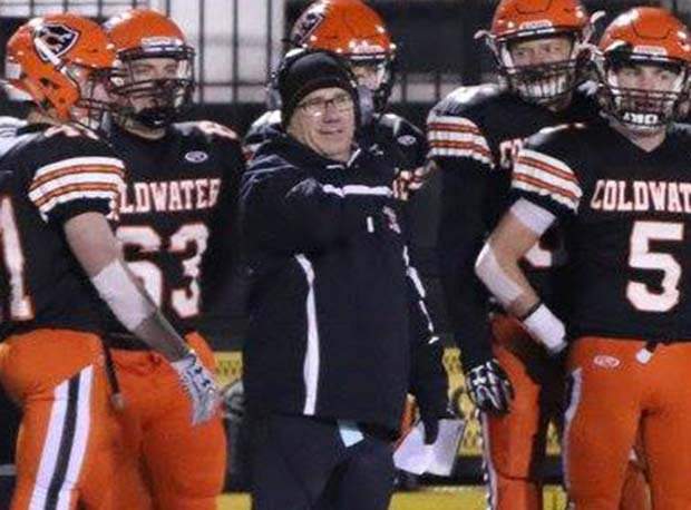 Coldwater had a string of eight straight state finals appearances snapped last year.