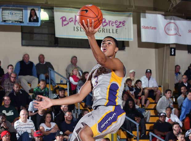 D'Angelo Russell and Montverde Academy are our pick as the top team in Florida this season.