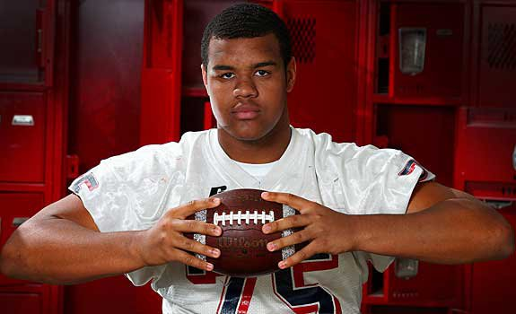Arik Armstead's recruitment has captivated the fan bases of schools around the country.