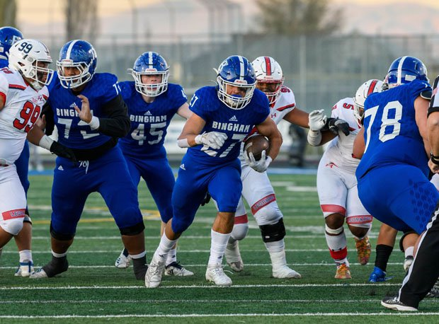 Bingham was forced Wednesday to cancel its season opener against Weber after three of its players tested positive for COVID-19, according to media reports.