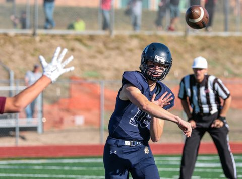University of Colorado commit Ty Evans will try to lead Palmer Ridge to a repeat title in Class 3A.