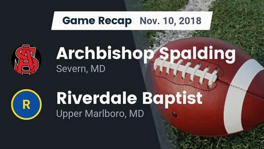 Baltimore High School Football Rankings