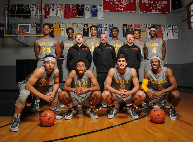 Steve Smith's Oak Hill Academy Warriors will log more miles than most college teams this season.