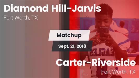 Football Game Recap: Carter-Riverside vs. Diamond Hill-Jarvis