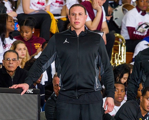 New head coach Mike Bibby takes over after previously coaching at Shadow Mountain.