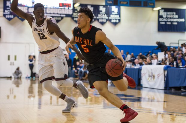 MaxPreps All-American candidate Lindell Wigginton came up big for Oak Hill Academy over the weekend.