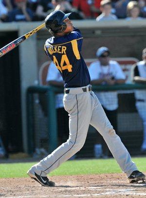 Taijuan Walker of Yucaipa was one of 93 high school players chosen from California.