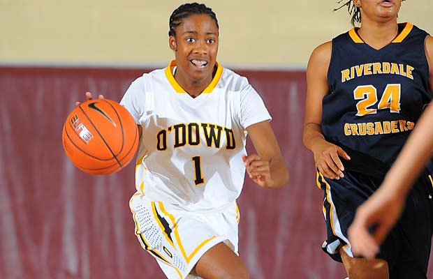 Asha Thomas and Bishop O'Dowd moved up to No. 13 after a big win over previous No. 20 St. Mary's of Stockton.