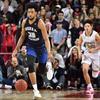 Video: Watch No. 1 recruit Marvin Bagley battle NBA star DeMar DeRozan thumbnail
