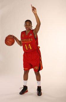 Betnijah Laney is headed to Rutgers.
