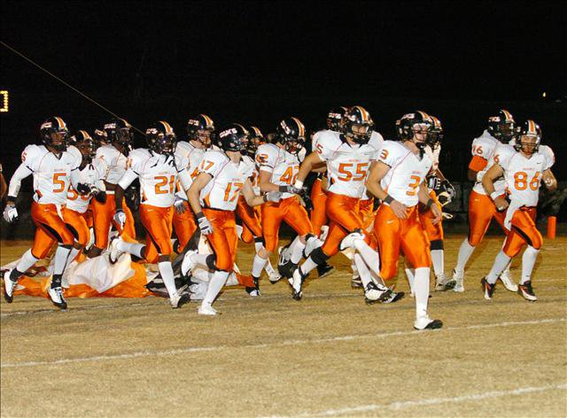 The Hoover Bucs