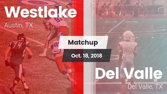 Football Game Recap: Westlake vs. Del Valle