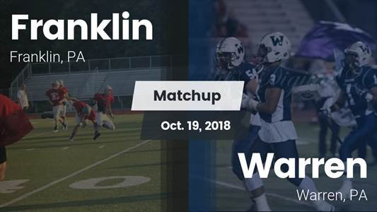 Football Game Recap: Franklin vs. Warren