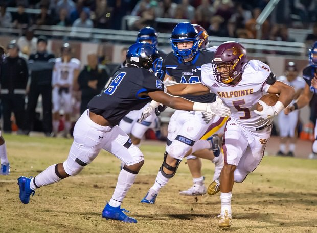 arizona high school football state championship 2020