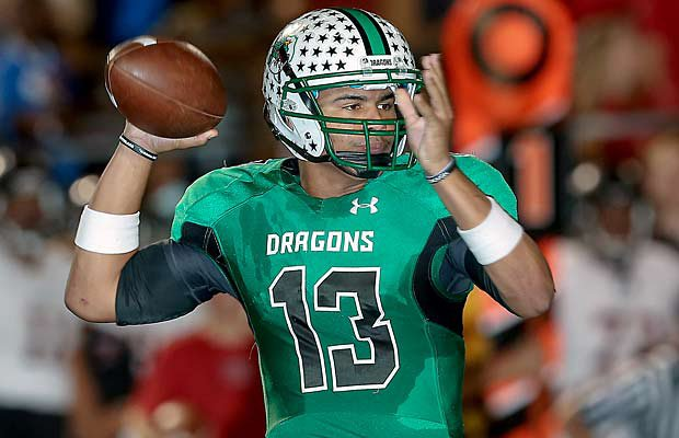 Carroll's Kenny Hill has entered the Player of the Year Watch by putting up big numbers while leading his team deep into the Texas playoffs.